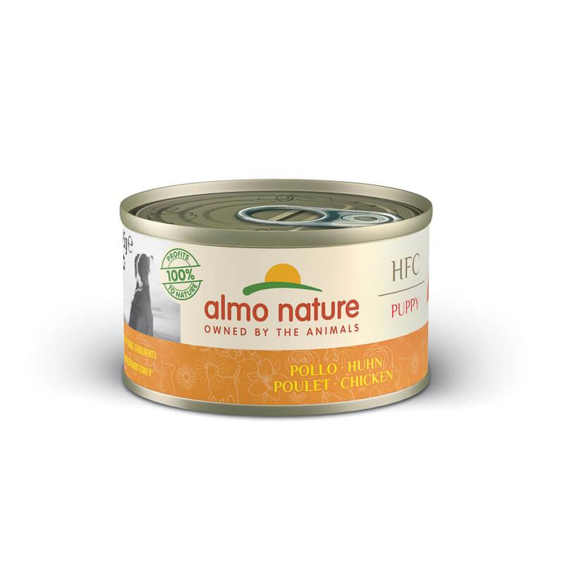 Almo Nature Puppy - piščanec - 95 g