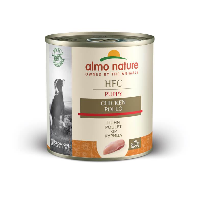 Almo Nature Puppy - piščanec - 280 g