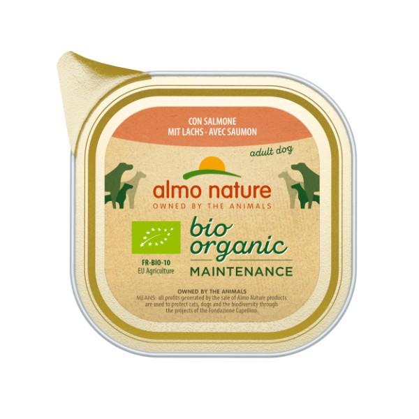 Almo Nature Bio Pate - losos - 100 g