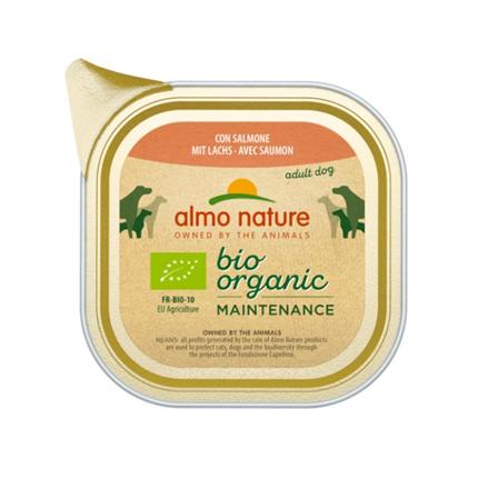 Almo Nature Bio Organic - losos - 100 g