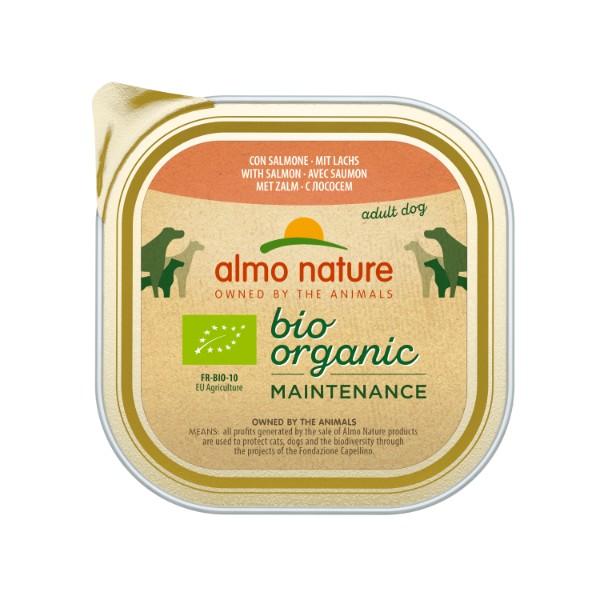 Almo Nature Bio Pate - losos - 300 g