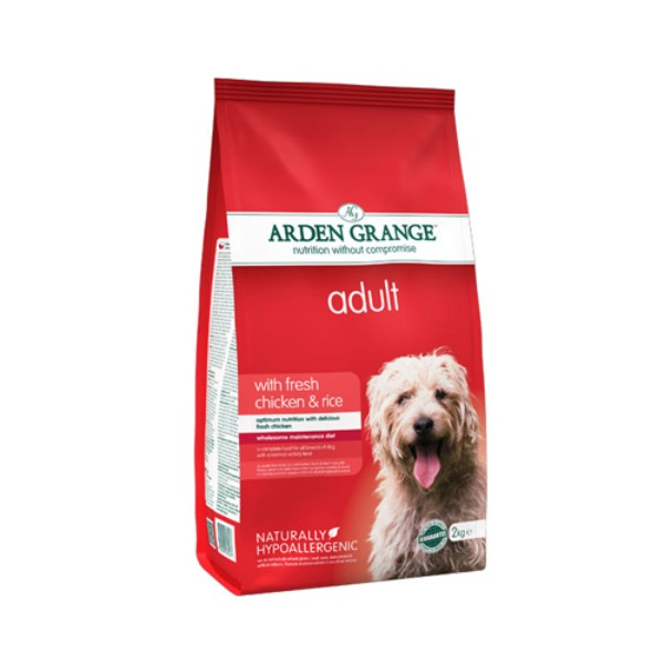 Arden Grange Adult – piščanec in riž 12 kg