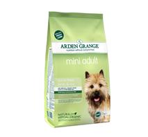 Arden Grange Adult Mini– jagnjetina in riž - 2 kg