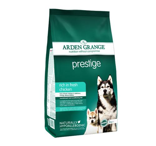 Arden Grange Prestige – piščanec in riž 12 kg