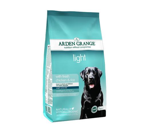 Arden Grange Adult Light 2 kg