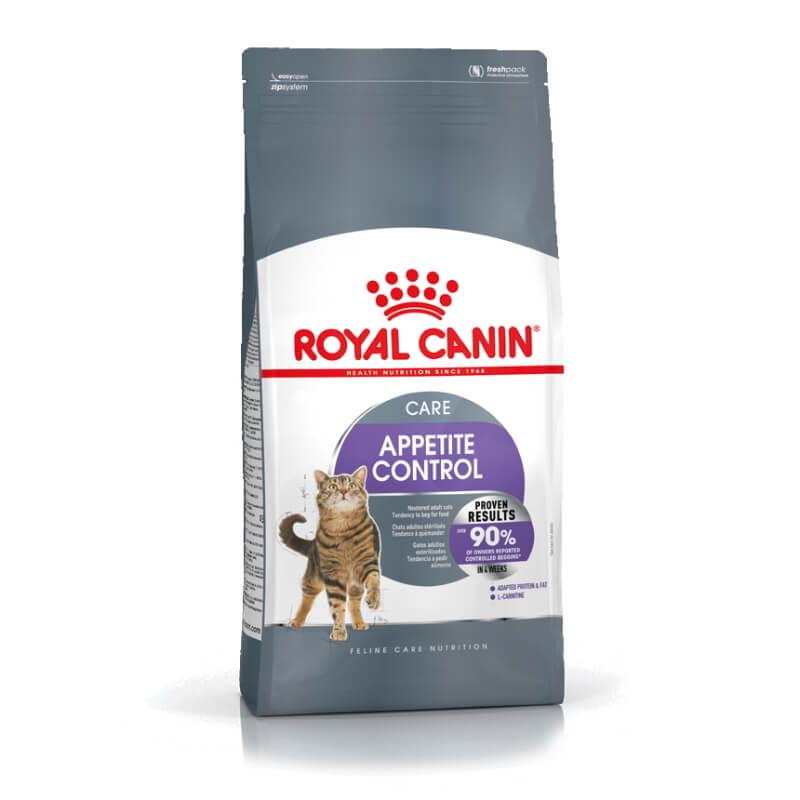 Royal Canin Adult Sterilised Apetite Control - 2 kg