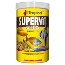Tropical Supervit Chips - 100 ml / 52 g
