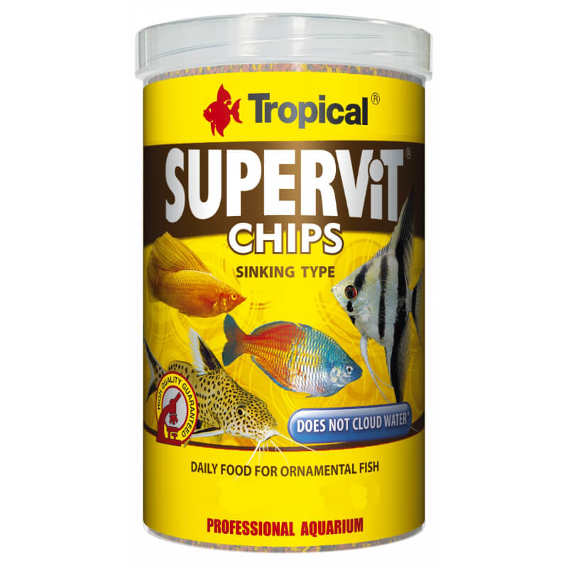 TR SUPERVIT CHIPS 250ML/130G