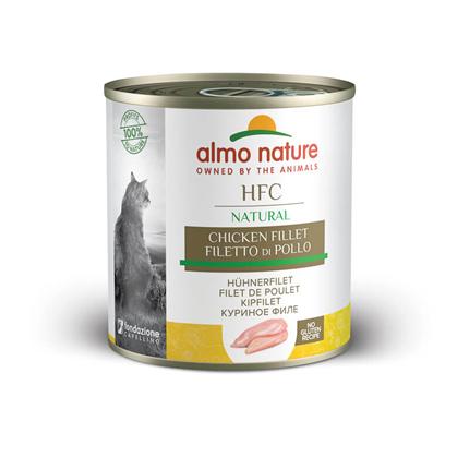 Almo Nature HFC Classic – piščančji file – 280 g