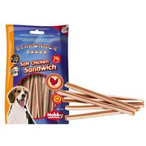 Nobby Starsnack mehki piščančji sendviči – 70 g