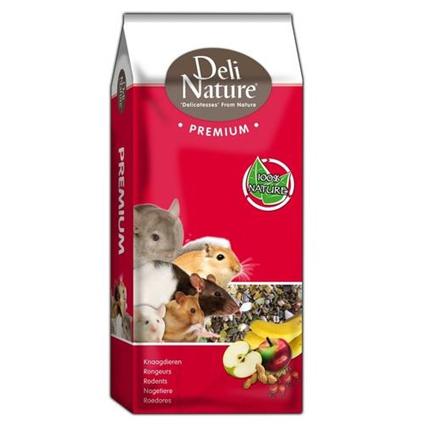 Deli Nature Premium za male glodavce - 15 kg