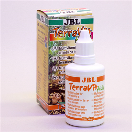 JBL Terravit Fluid - 50 ml