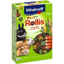 Vitakraft Rollis kolobarčki - 500 g