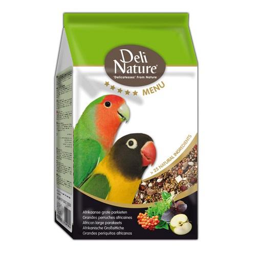 Deli Nature 5* hrana za agapornise - 2,5 kg
