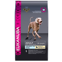 Eukanuba Adult Large - jagnjetina in riž - 12 kg