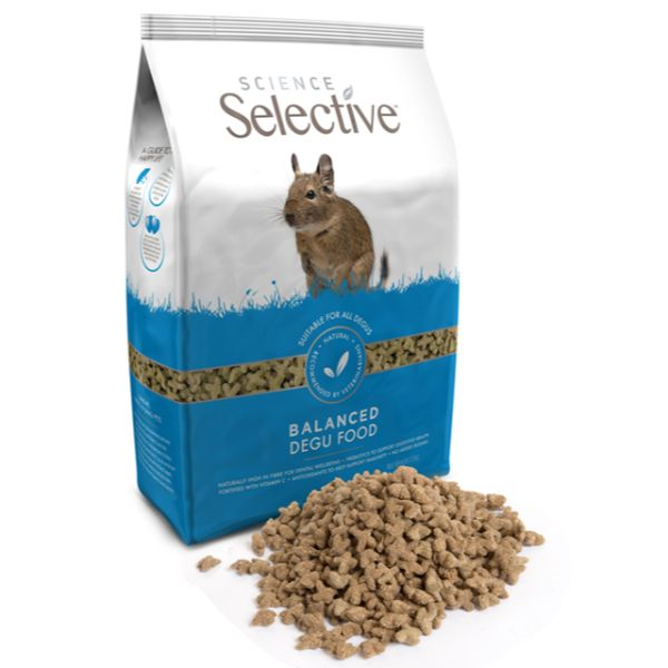 Selective degu - 1,5 kg