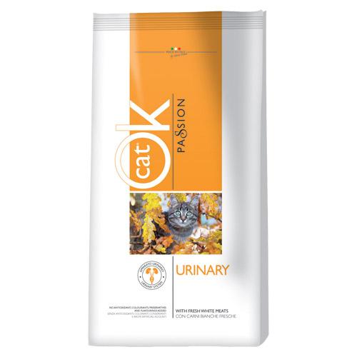 OK Cat Passion Urinary - 1,5 kg