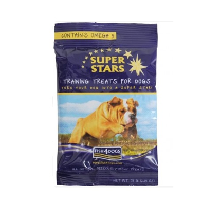 Fish4Dogs Sea Jerky Superstars - 75 g