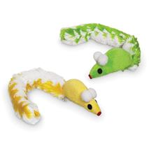 Nobby miš z repom, 2 kos - 23 cm