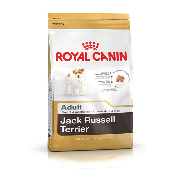 Royal Canin Jack Rusell Adult - 3 kg