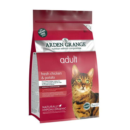 Arden Grange Adult - piščanec in krompir - 400 g
