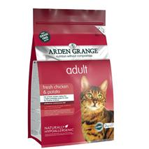 Arden Grange Adult - piščanec in krompir - 2 kg