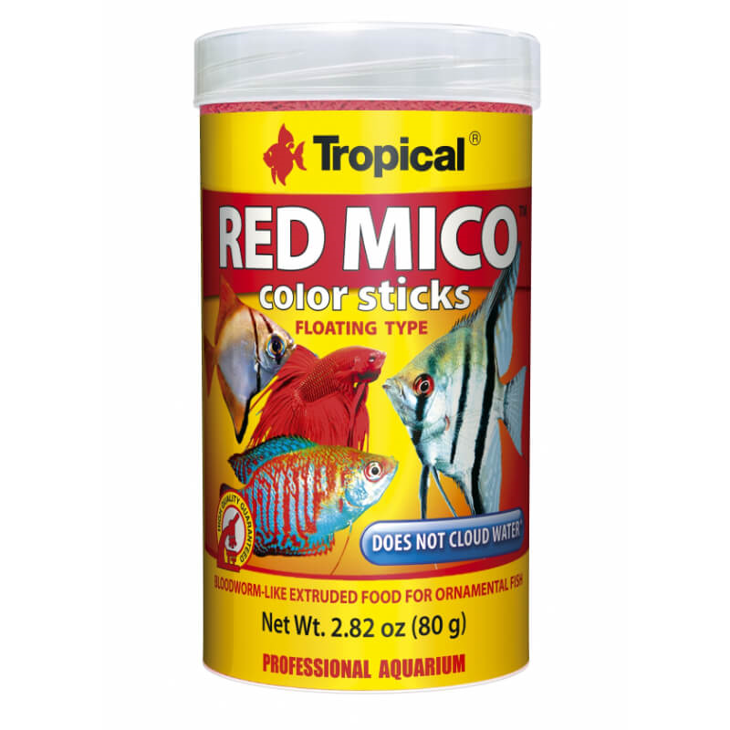 Tropical Red Mico Colour Sticks - 100 ml / 32 g