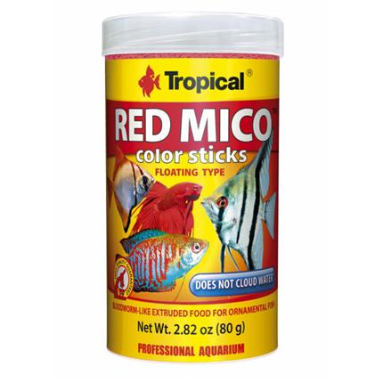 Tropical Red Mico Colour Sticks - 100 ml / 32 g