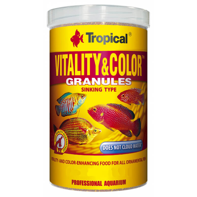 TR VITALITY&COLOR GRANULAT 100ML/55G