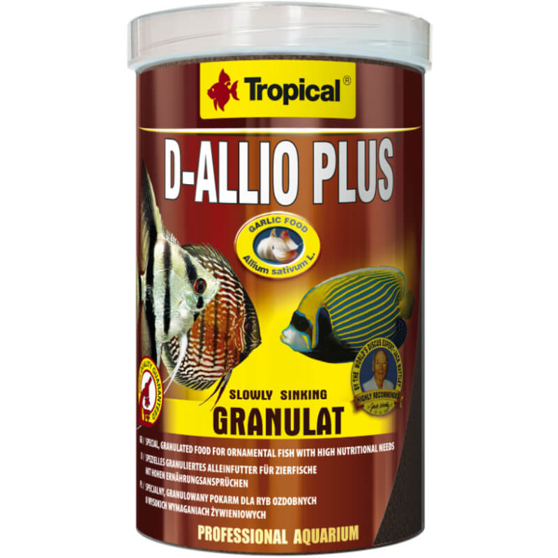 TR D-ALLIO PLUS GRANULAT 100ML/60G