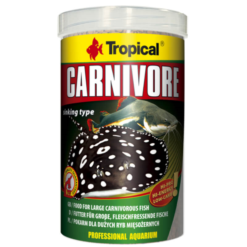 Tropical Carnivore - 500 ml / 300 g