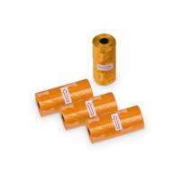 Nobby drečke (vrečke za iztrebke) Refil 4 x 15kos - oranžne/kostke