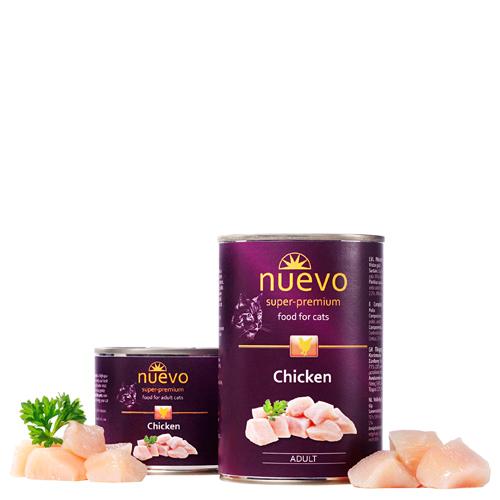 Nuevo Adult - piščanec - 200 g