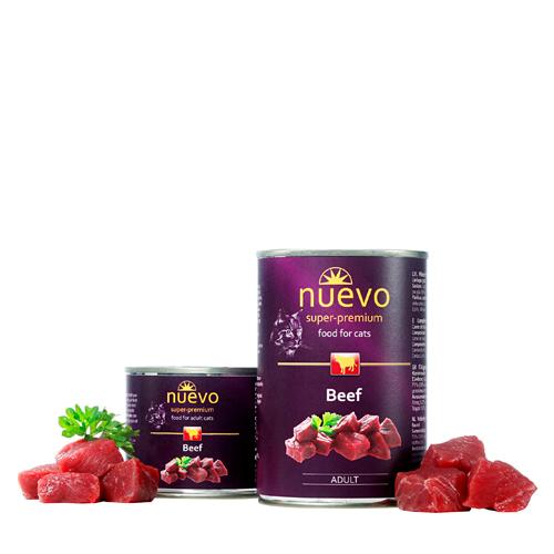 Nuevo Adult - govedina - 200 g