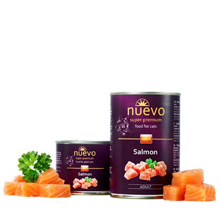 Nuevo Adult - losos - 400 g