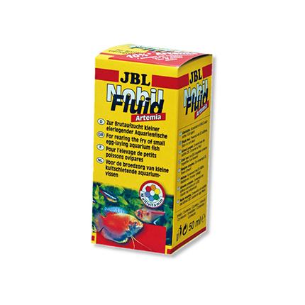 JBL Nobilfluid Artemia - 50 ml