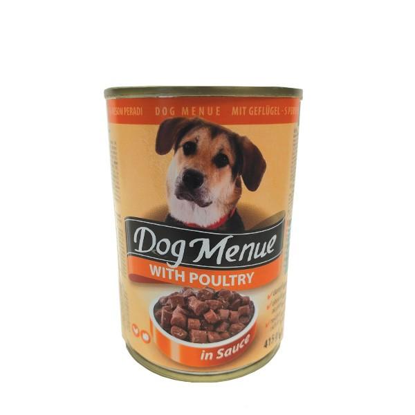 Dog Menu - perutnina 415 g
