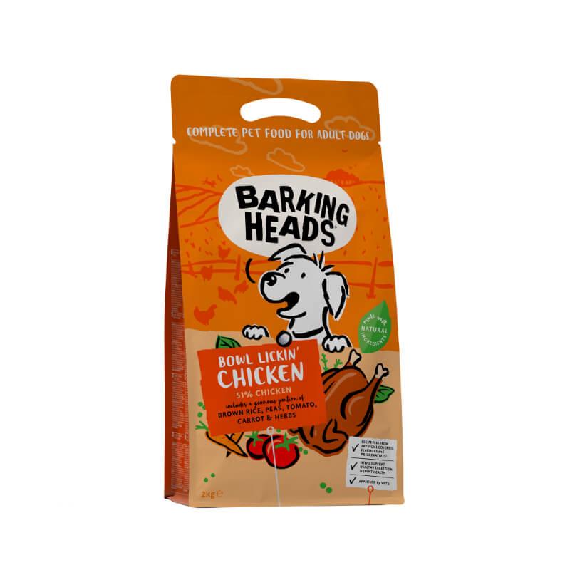 Barking Heads Tender Loving Care - piščanec 2 kg