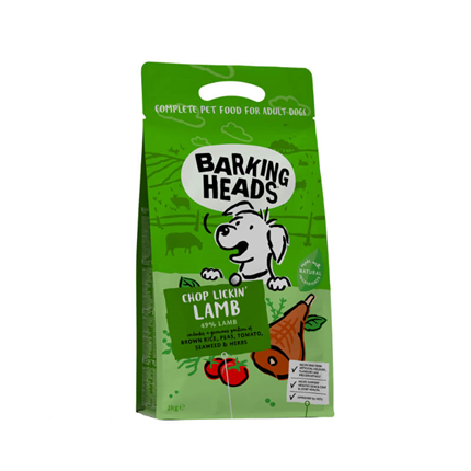 Barking Heads Bad Hair Day - 2 kg