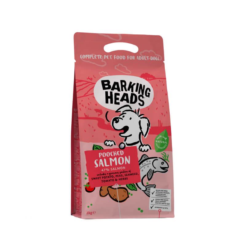 Barking Heads Fusspot - losos 2 kg