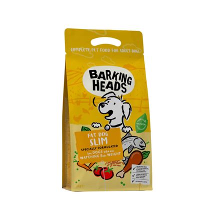 Barking Heads Fat Dog Slim - 2 kg