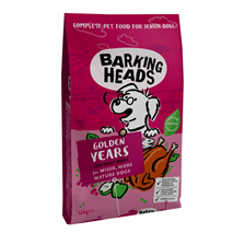 Barking Heads Golden Years - 12 kg