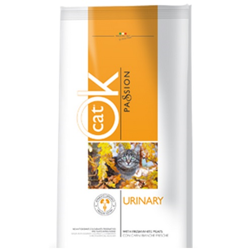 OK Cat Passion Urinary - 12,5 kg