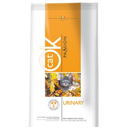 OK Cat Passion Urinary - 12,5 kg