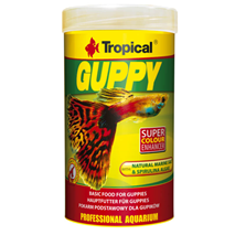 Tropical Guppy - 100 ml /20 g