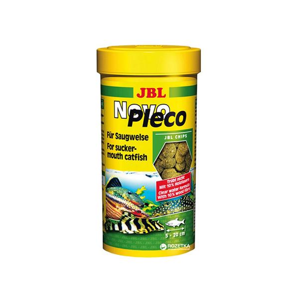 JBL NOVO PLECO CHIPS ALGAE 100 ml
