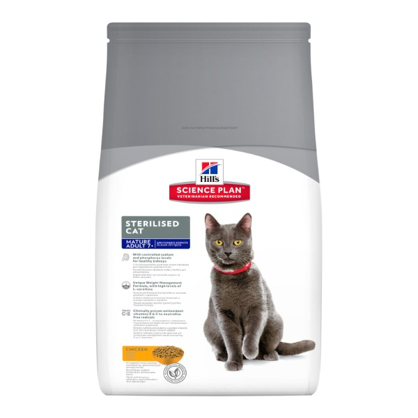 Hill's Senior Sterilised - 1,5 kg