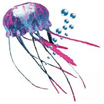 Nobby dekor plavajoča meduza plavajoča, roza - 10 cm