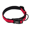 Nobby Classic Reflect Soft odsevna ovratnica - rdeča - različne velikosti 20 - 30 cm
