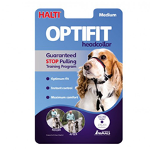 Nobby Halti Optifit oglavnica - Medium